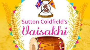 Sutton Coldfield Vaisakhi